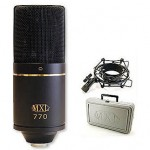 7. MXL 770 Microphone Review