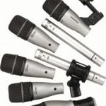 Samson 7kit Drum Microphone Set Review