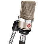 Neumann TLM 102 Condenser Microphone Nickel Silver Review