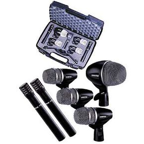 Shure PG 6-Piece Drum Microphone Package
